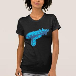 Pistola do laser da arma de raio da ficção camiseta