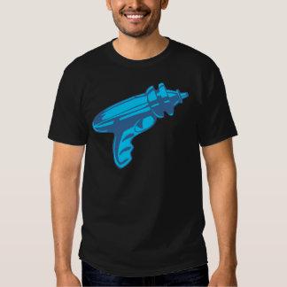 Pistola do laser da arma de raio da ficção t-shirt