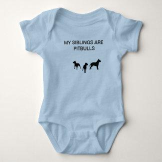 Pitbull do irmão t-shirts