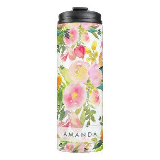 PixDezines floral/buquê da aguarela/primavera