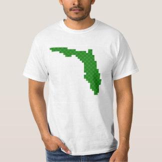 Pixel Florida Camiseta