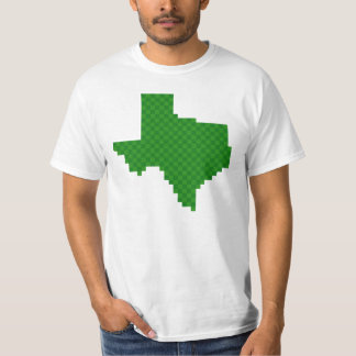 Pixel Texas Camiseta
