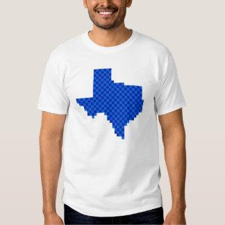 Pixel Texas T-shirts