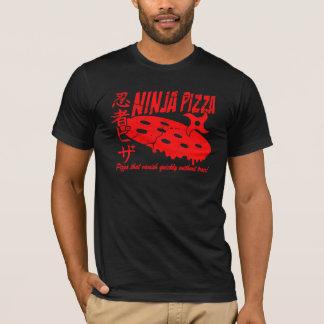 Pizza de Ninja Camiseta