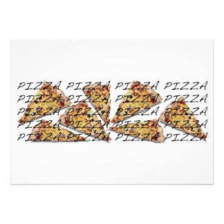 Pizza pizza convite da pizza