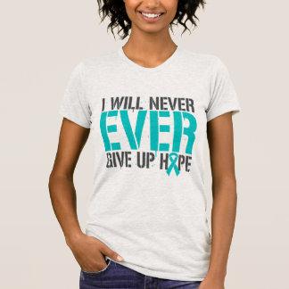 PKD eu darei nunca nunca acima a esperança T-shirts