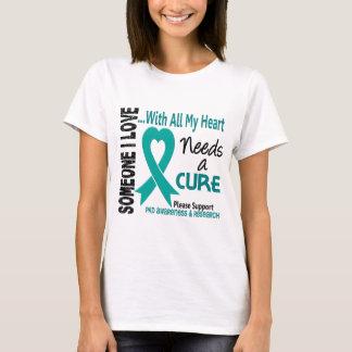 PKD precisa uma cura 3 Camiseta