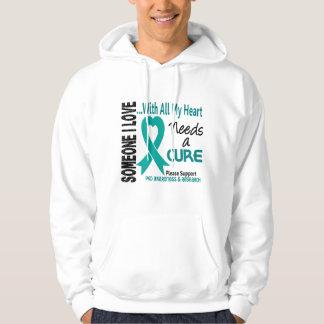 PKD precisa uma cura 3 Moletom Com Capuz