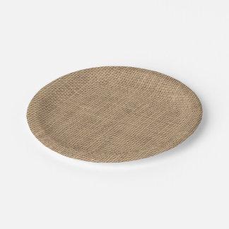 Placa de papel do efeito rústico de serapilheira