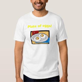 Placa dos ovos II T-shirt