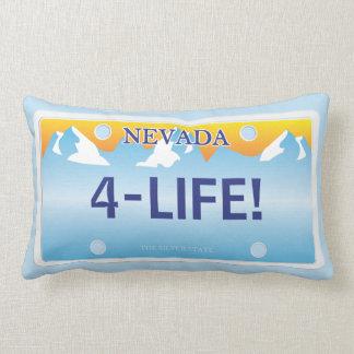 Placas de Nevada Almofada Lombar