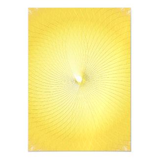 Plafond amarelo