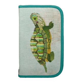 Planejador da tartaruga do jade agenda