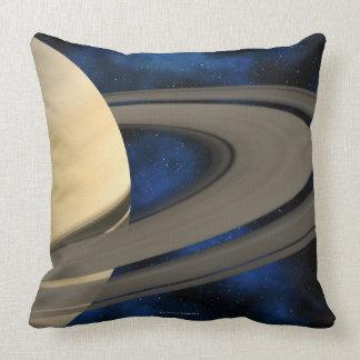 Planeta 2 de Saturn Almofada