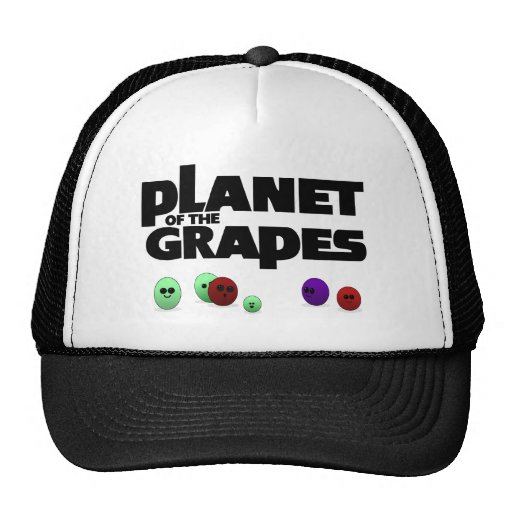 Planeta das uvas bones