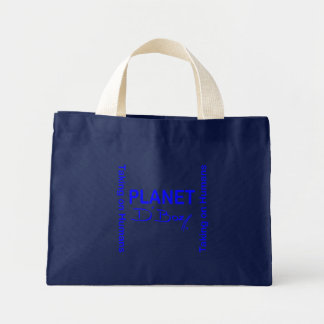 Planeta D'Boz - saco Bolsas De Lona