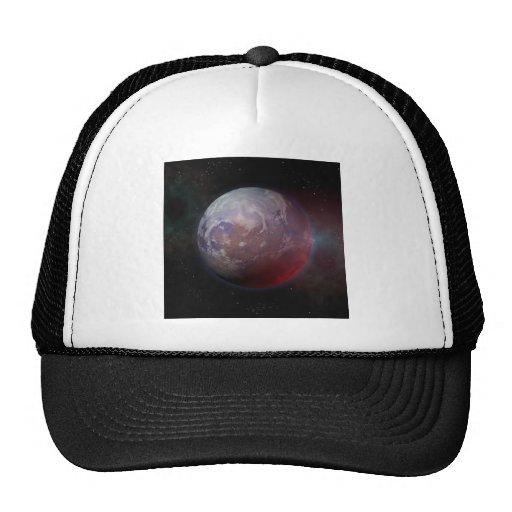Planeta do espaço bones