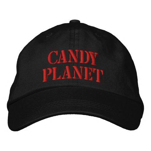 Planeta dos doces bone