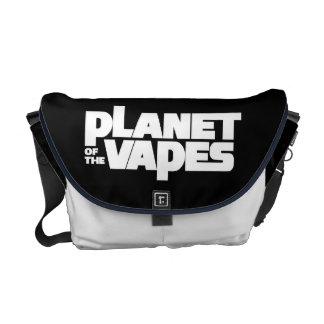 Planeta dos vapes bolsas mensageiro