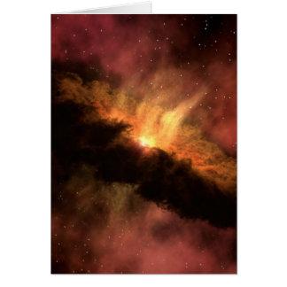 Planeta infravermelho da NASA que forma o disco Cartão