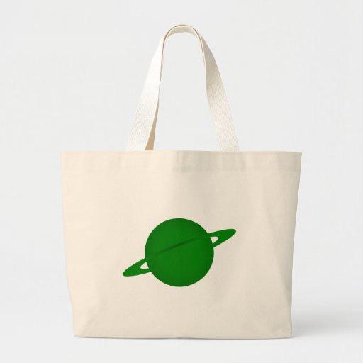 Planeta verde bolsas para compras