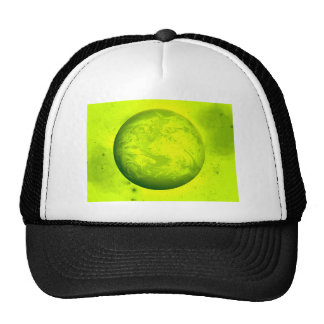 Planeta verde bonés