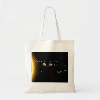 Planetas e planetas do anão bolsas para compras
