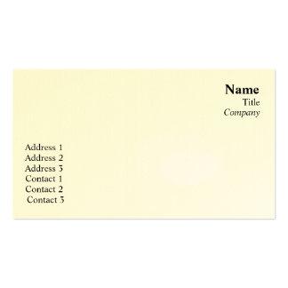 Planície - negócio cartão de visita