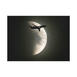 Plano sobre a lua