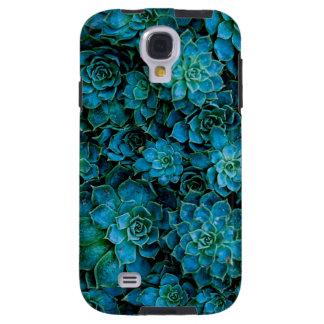 Planta do Succulent Capa Galaxy S4
