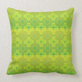 Plantas verdes almofada