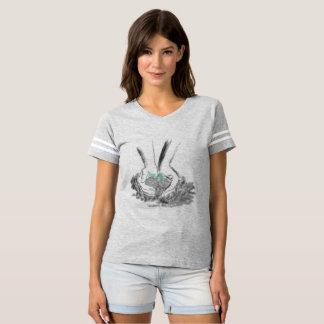 Plante o jardim camiseta
