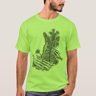 Plante uma árvore camiseta