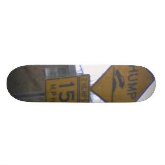 Plataforma da corcunda shape de skate 18,1cm