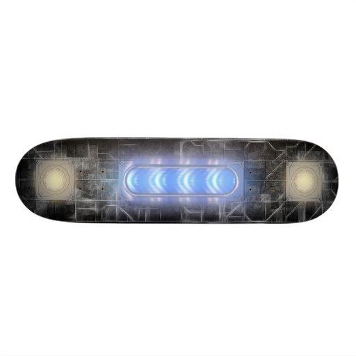 """Plataforma de """"gráfica"""" do skate Hoverboard da mov"""