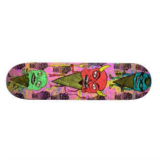 Plataforma de Sean Starwars Shape De Skate 18,7cm