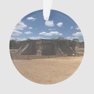 Plataforma de Venus - Chichen Itza, ornamento de