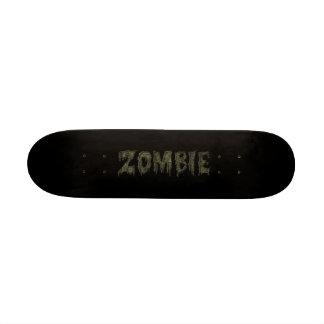 """Plataforma do ¼ do zombi 7"""" shape de skate 20cm"""