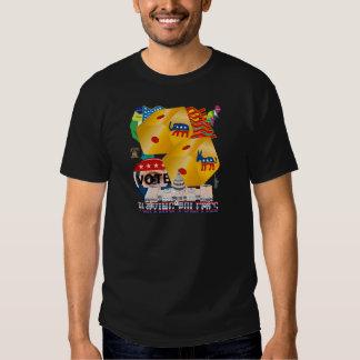 Playing-Politics-V-1 Tshirt