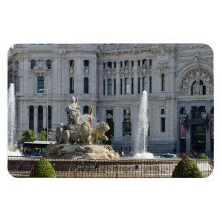 Plaza de Cibeles, ímã do prêmio de Madrid