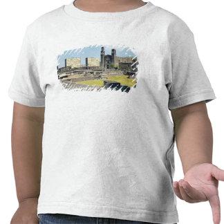 Plaza de las Tres Culturas, 14o-20o século T-shirt