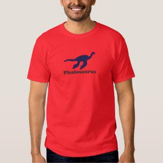 plesiosaurus camisetas