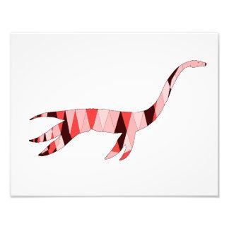 plesiosaurus impressão de foto