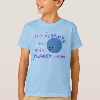 pluto era uma camisa do planeta