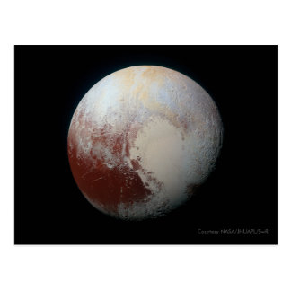 Pluto - os cartão os maiores do planeta do anão