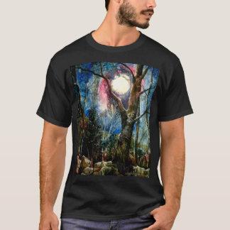 PMACarlson Moonshine a camisa de T