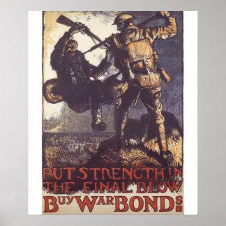 Pnha a força no poster final do blow_Propaganda Pôster