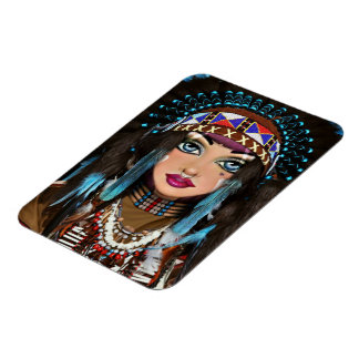 Pocahontas Ímã