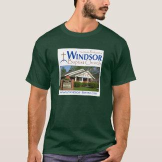 Podcast da igreja baptista de Windsor Camiseta
