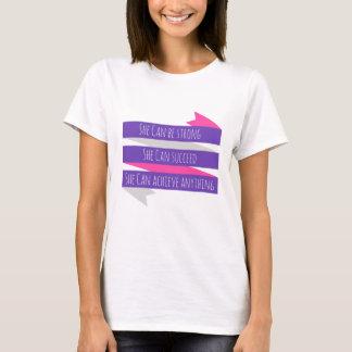 Pode a camisa das mulheres